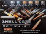 LC-CS47 Shell Case Perfect Metal (22ml x 6)